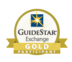GuideStar gold logo