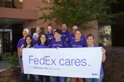Day of Caring 2015: Thank you, FedEx!