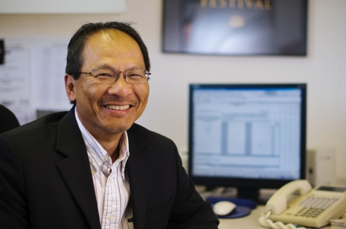 Dr. Shu H. Cheng, Executive Director