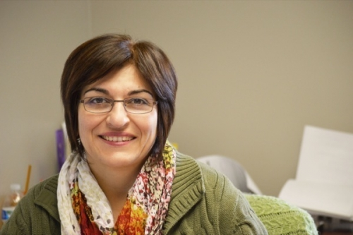 Gayane Manukyan, ESL Program Supervisor