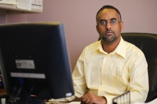 Jamaal Hamid, Chief Financial Officer & Office Manager