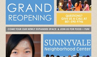 Sunnyvale Neighborhood Center Grand Reopening