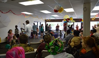 Room to grow at the Sunnyvale Neighborhood Center