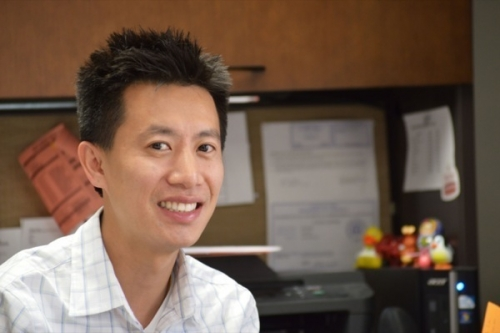Andy Tran, Chief Program Officer & Director of Community Wellness