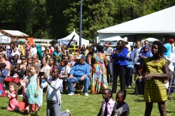 Celebrating Diversity in Utah: World Refugee Day 2014